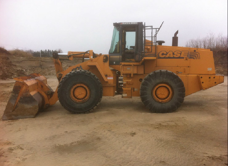 Adams Bros equipment